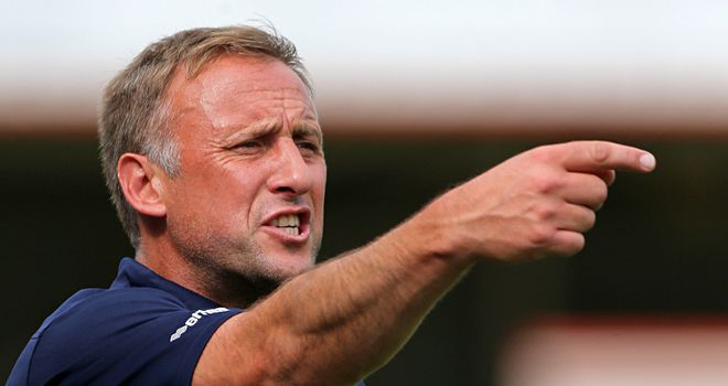 Mark Yates: Frustrated with stalemate