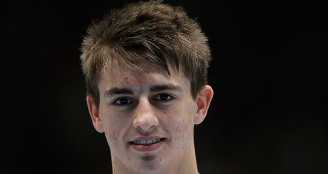 Max Whitlock: Won silver in Antwerp