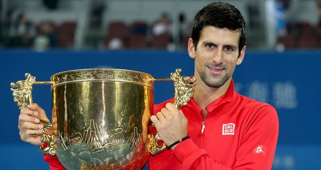 Djokovic: beat Nadal in China, a year after overcoming Jo-Wilfried Tsonga