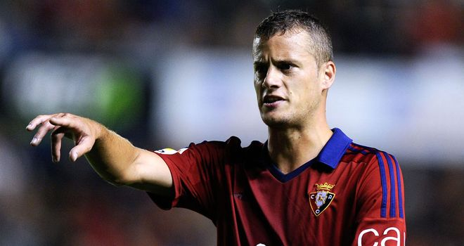 Oriol Riera: Scored the game's only goal
