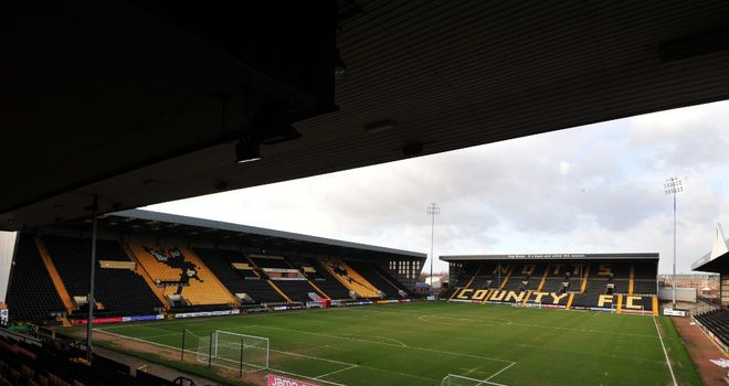 Meadow Lane: The home of Notts County