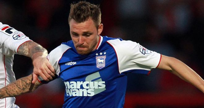 Paul Anderson: Struck the opening goal for Ipswich