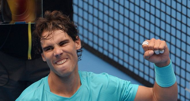 Rafael Nadal: Back to top spot in the world rankings