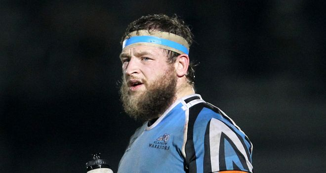 Ryan Grant: Lions prop secures future with Glasgow