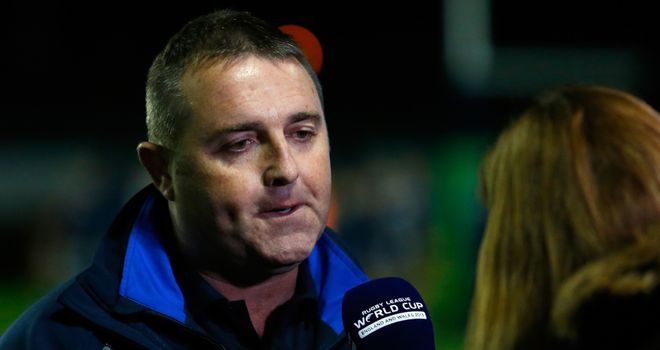 Steve McCormack: Scotland's head coach ready for one of the biggest challenges in sport