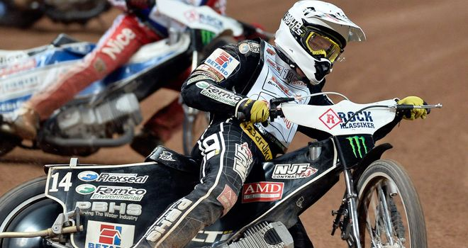 Tai Woffinden: Leads GB in Ben Fund Bonanza