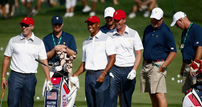 Team USA: Can overpower the Internationals this week