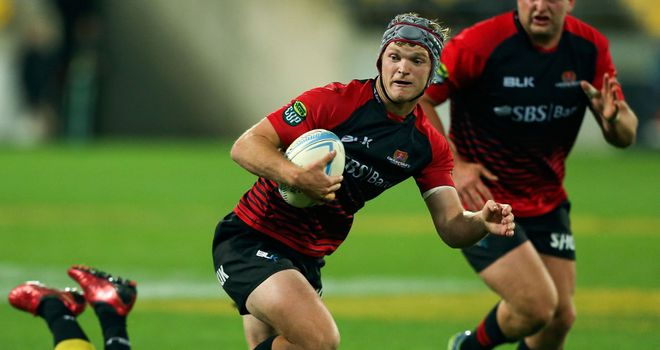 Tyler Bleyendaal: Will join Munster in November