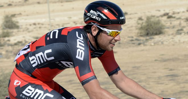 Adam Blythe struggled to make an impact at BMC