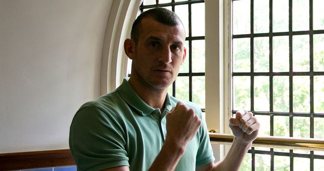 Derry Mathews: Heading down a different route after signing with Queensbury