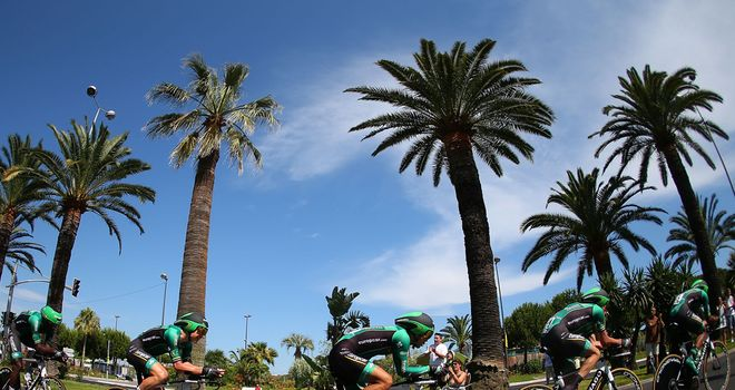 Europcar are hoping to participate in races such as the Vuelta a Espana