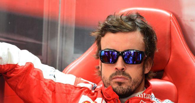 Fernando Alonso: Still on McLaren's radar