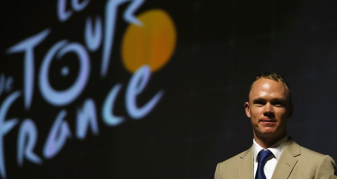 Chris Froome praised race organisers for the 2014 Tour route