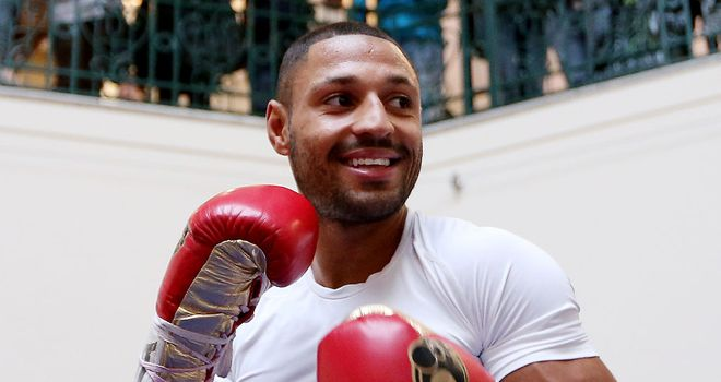 Brook: Will be too quick for Senchenko, says Jim