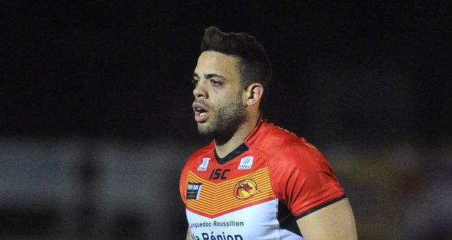 Kevin Larroyer: Will join Hull KR on loan