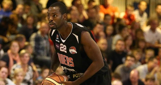 Rashad Hassan: led all-scorers with 22 for Riders