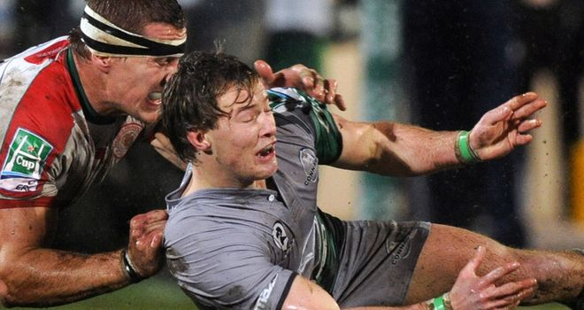 Kieran Marmion: Crossed for Connacht