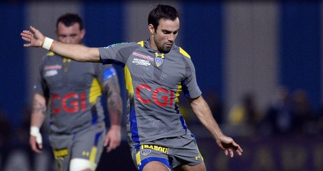 Morgan Parra: Clermont back has ban halved