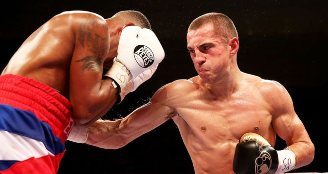 Scott Quigg: Took control of the fight in the closing rounds