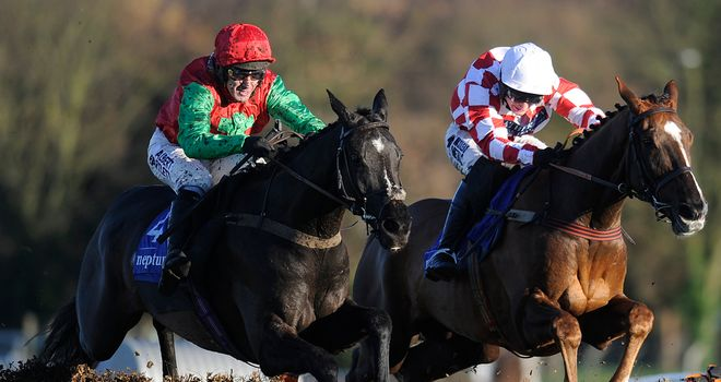 Taquin Du Seuil: Easy winner at Haydock