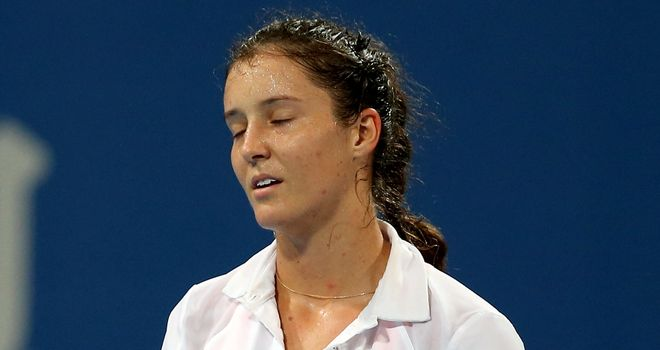 Laura Robson: British No 1 to miss Auckland event