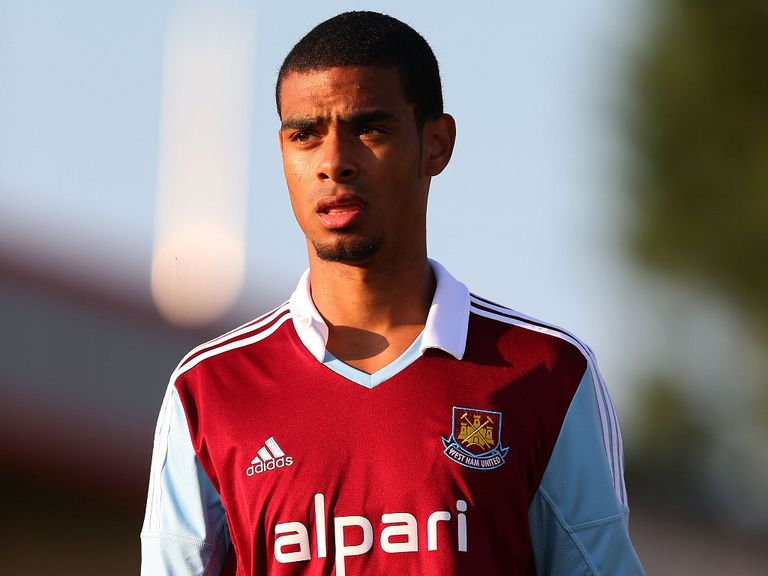 Paul McCallum: On loan at Hearts from West Ham