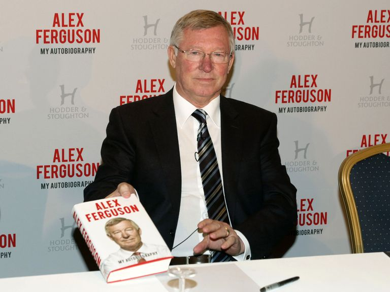 Ferguson: Blasted by Roy Keane