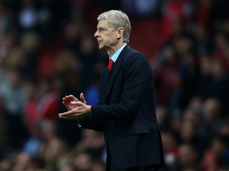 Arsene Wenger: Urged his players not to switch off