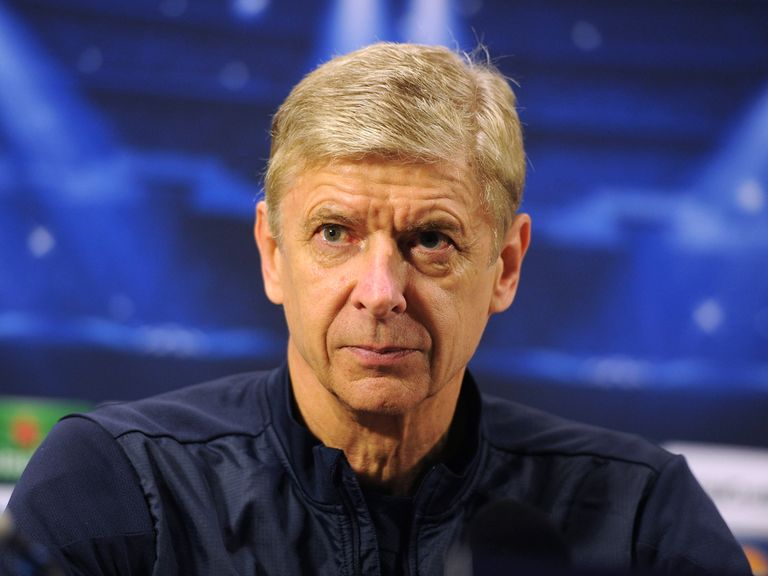 Wenger: Wants a birthday victory