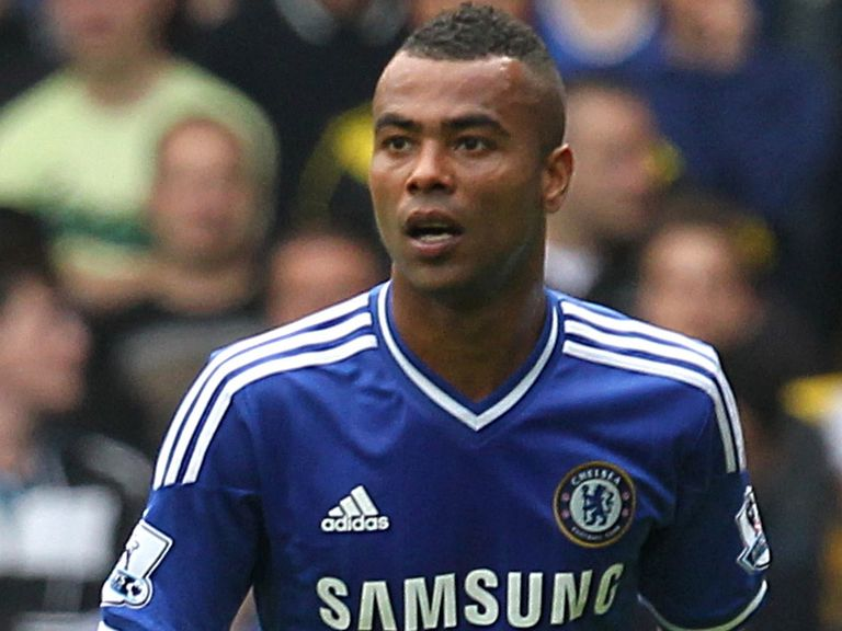 Ashley Cole: Hoping to stay longer at Chelsea