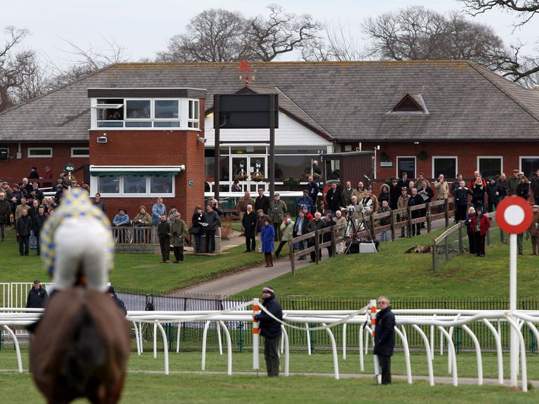 No racing will take place at Bangor today