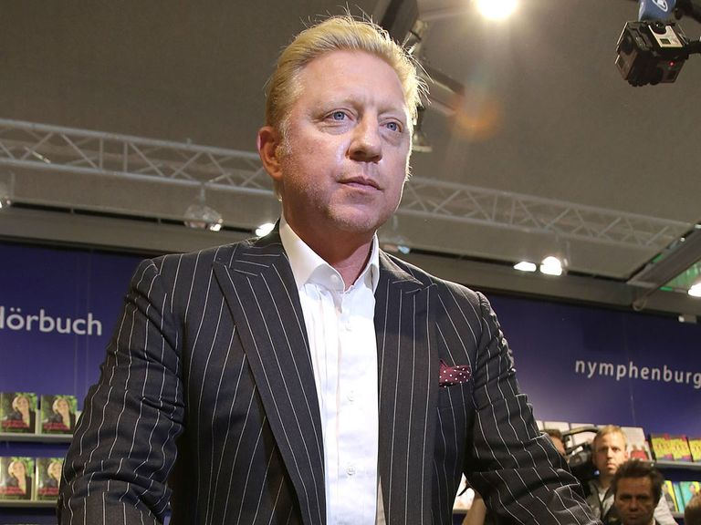 Boris Becker: Former Wimbledon champion to coach Novak Djokovic