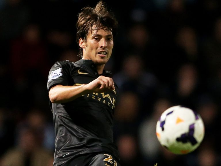 David Silva: Could be fit to face Bayern Munich