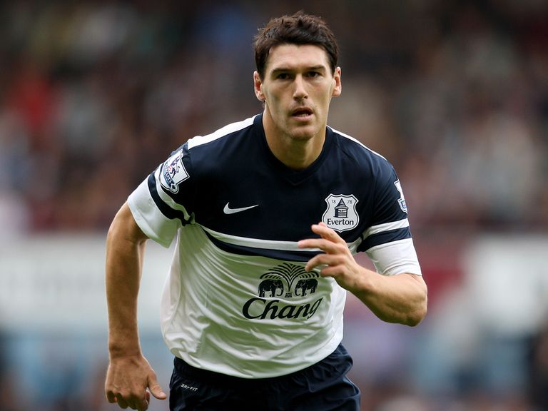 Gareth Barry: Midfielder believes Everton can push for top-four finish