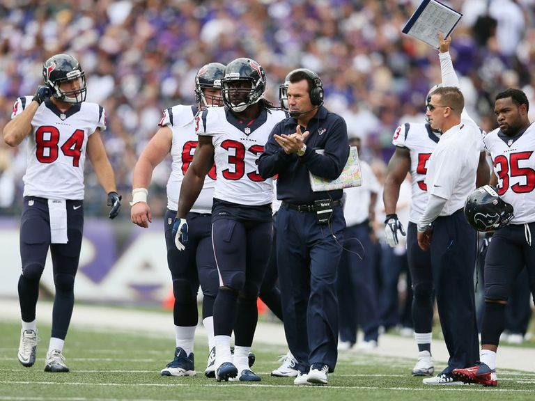 Houston Texans can spring a surprise this weekend