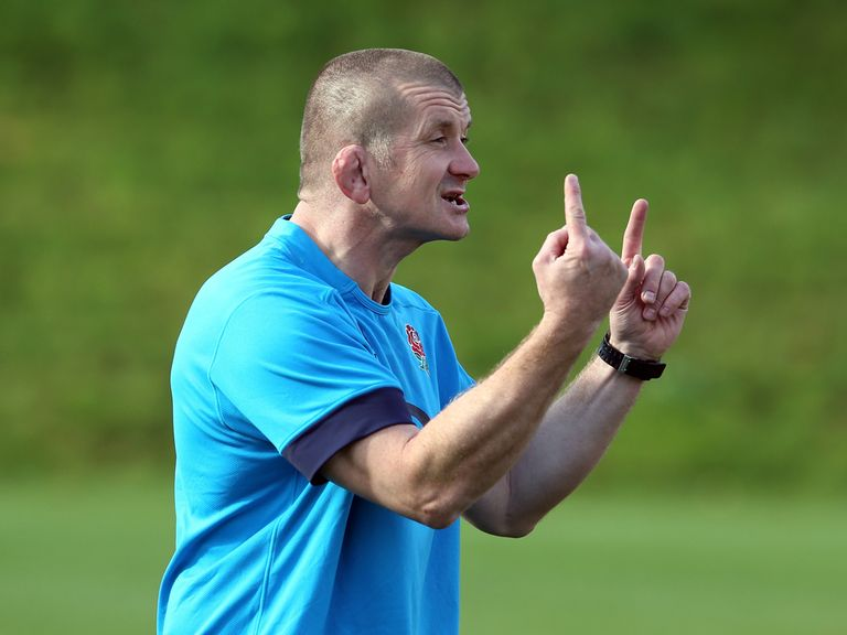 Graham Rowntree: Delighted with England's forwards