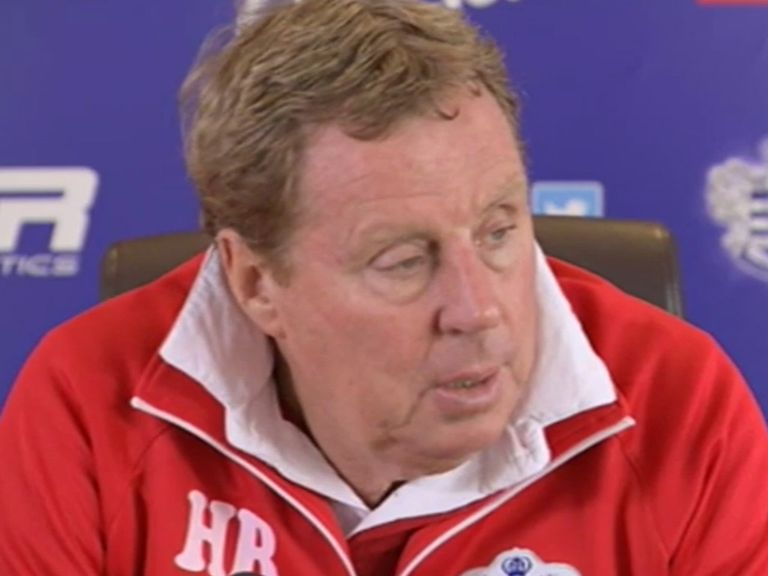 Harry Redknapp: Signed American defender