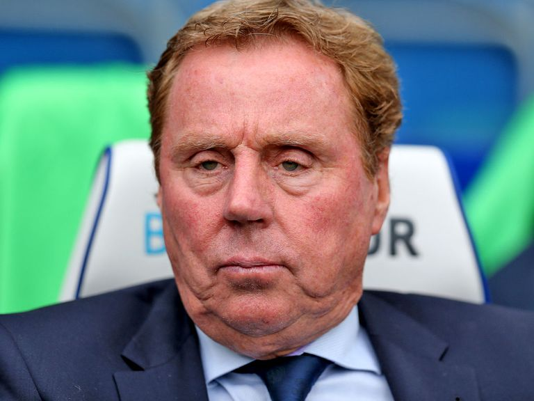 Harry Redknapp: Missed out on England job