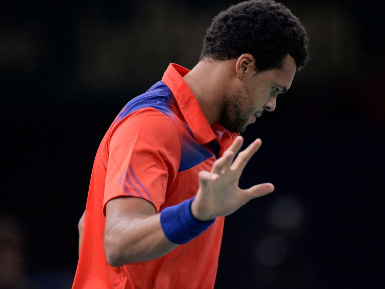 Jo-Wilfried Tsonga: Defeat to Nishikori ended his London hopes