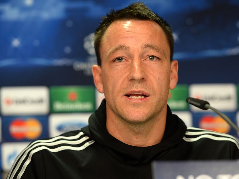 Terry: Tough task away at Schalke