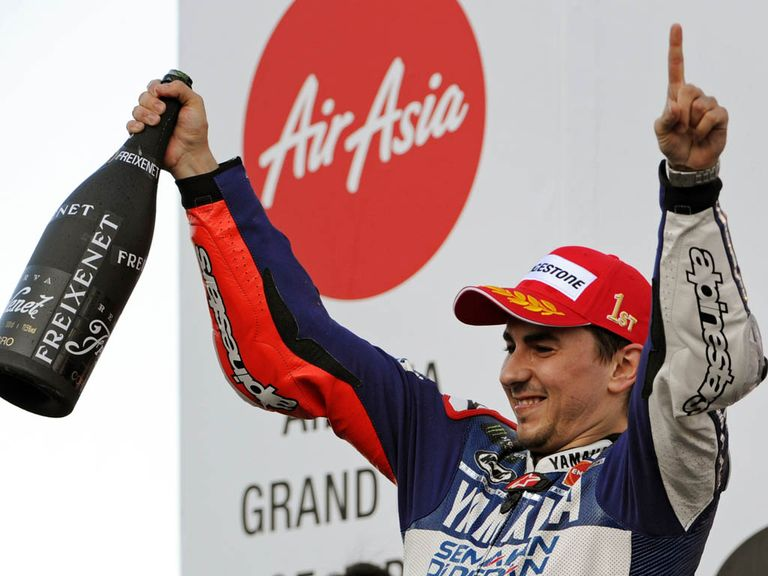 Jorge Lorenzo: Victory in Japan