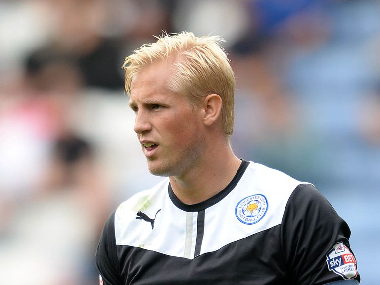 Kasper Schmeichel: Denmark keeper backed by his dad