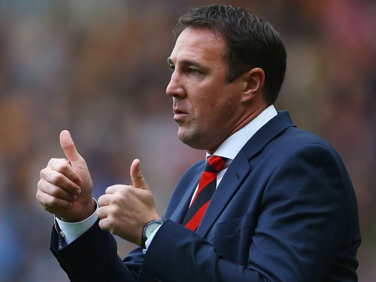 Malky Mackay: Will have final say on transfers