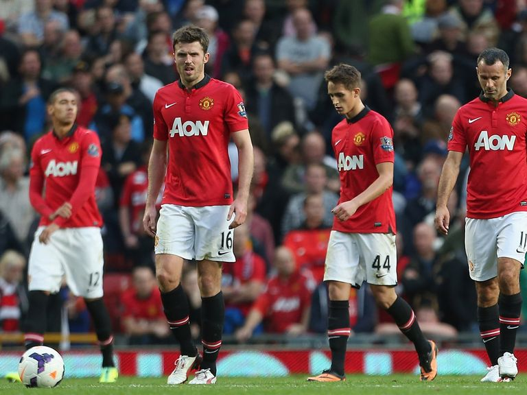 Disappointment for Manchester United after Southampton's late leveller