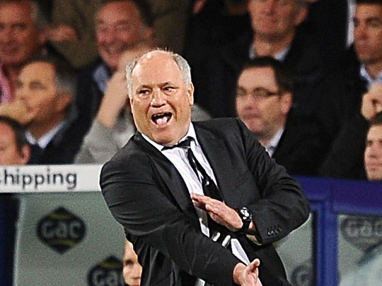 Martin Jol: Saw his side win at Selhurst Park