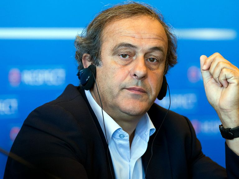 Platini: Wants probe to continue