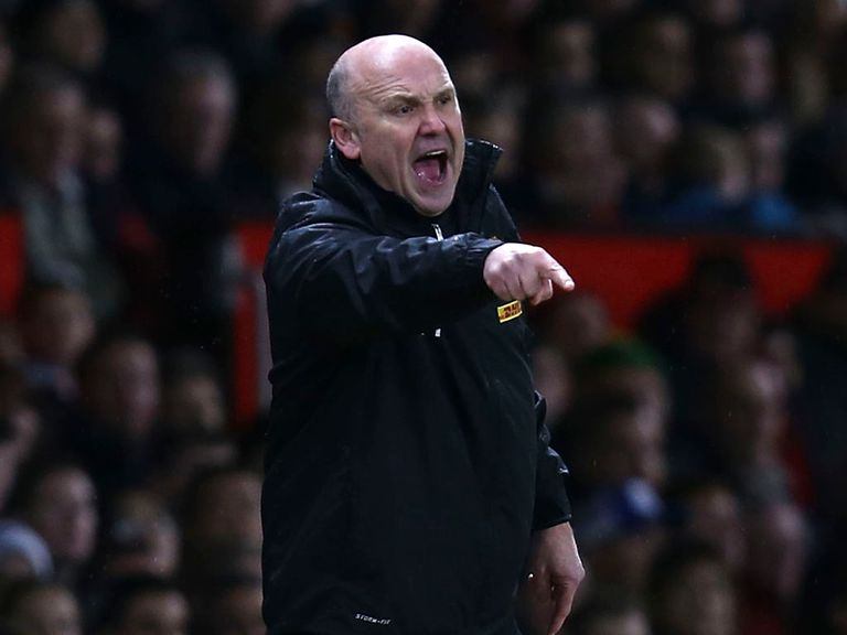 Mike Phelan: Set to go it alone at Boro?
