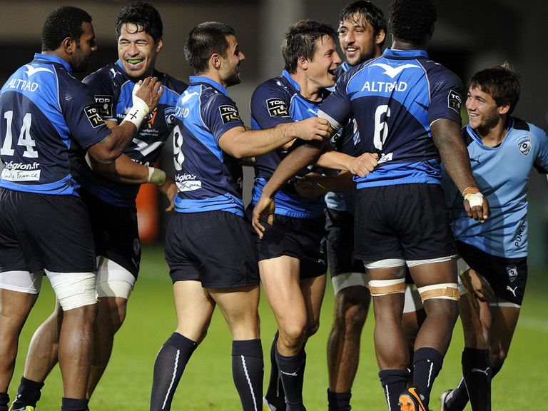 Montpellier: Massive price at 50/1 to win the Heineken Cup