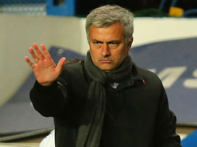 Jose Mourinho: Unhappy at scheduling of League Cup tie