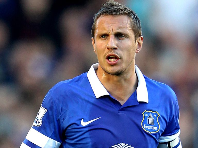 Phil Jagielka: Close to full fitness